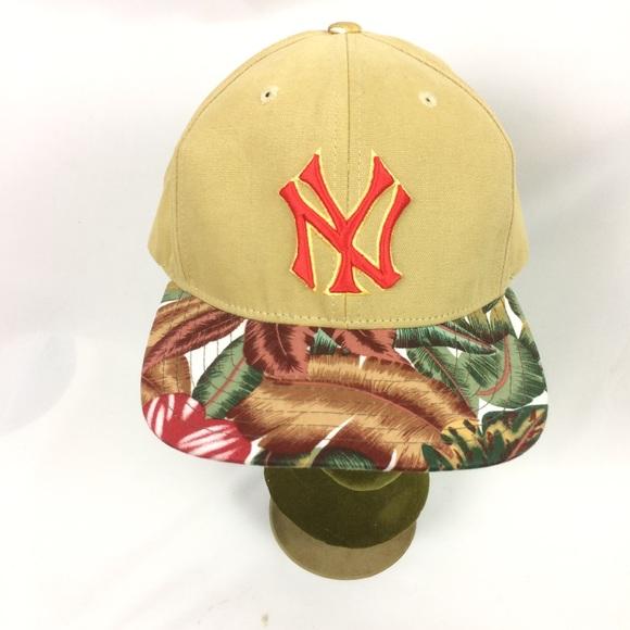 197bf7566 American Needle Accessories   Hawaiian Ny Yankees Ball Cap   Poshmark